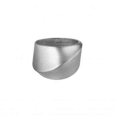 GENTLE GEOMETRY Кольцо объемное с плавной гранью (матовое)