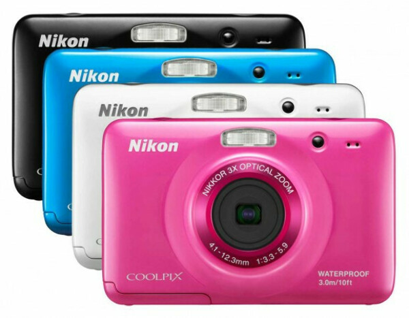 Три метра под водой за три тысячи рублей. Обзор защищенной компактной камеры Nikon Coolpix S30