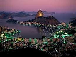 Поездка в Рио - де Жанейро