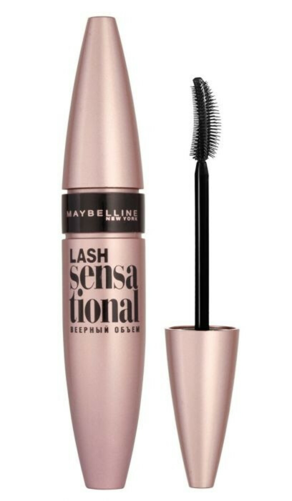 Тушь Maybelline New York Lash Sensational