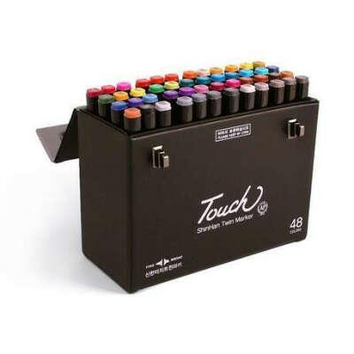 ShinHan Набор маркеров Touch Twin 48