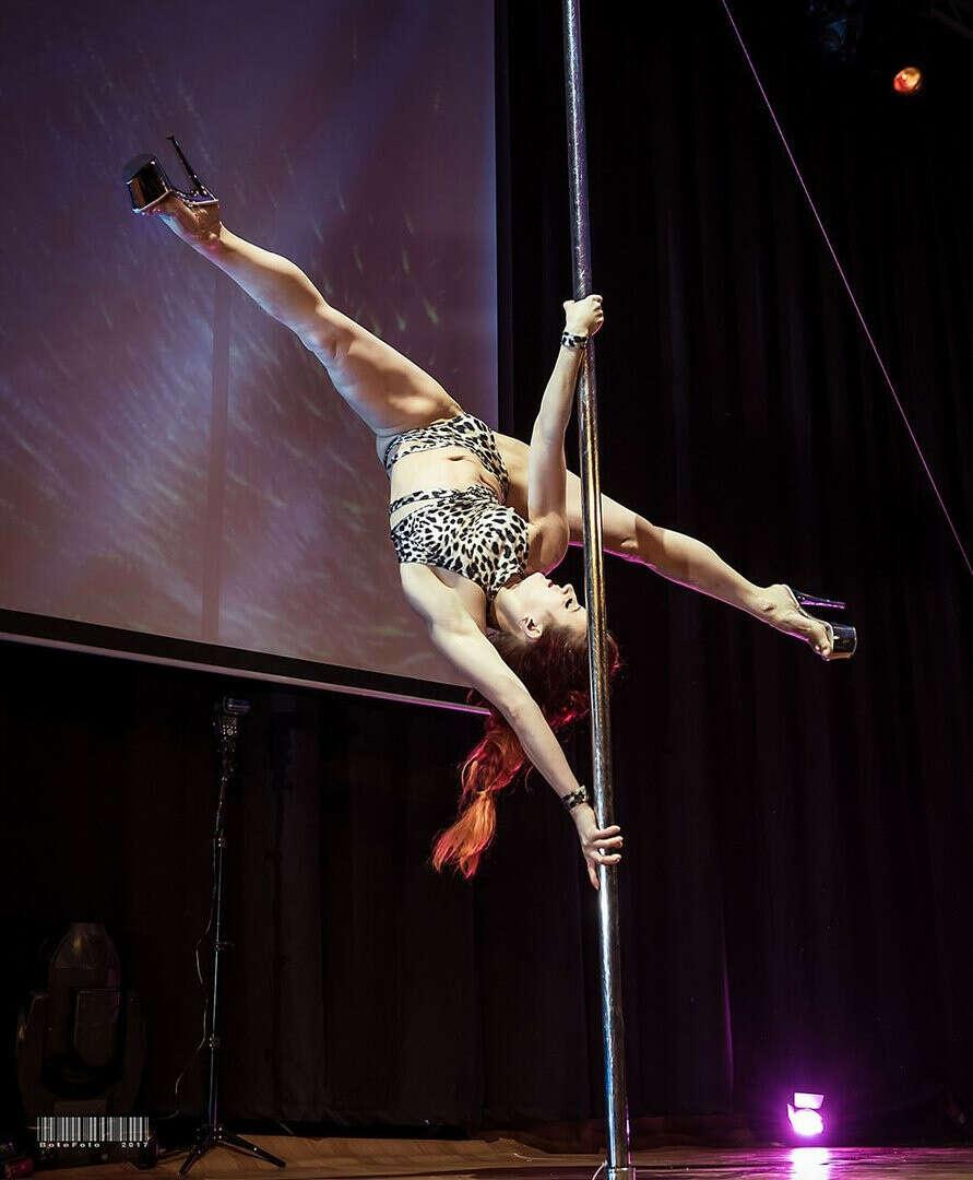 Уроки pole dance