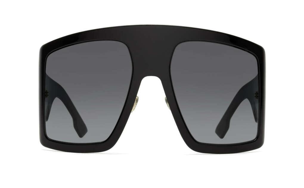 Christian Dior DIORSOLIGHT1 Rectangle Sunglasses