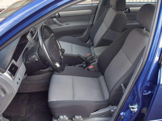 Подогрев передних сидений Chevrolet Lacetti