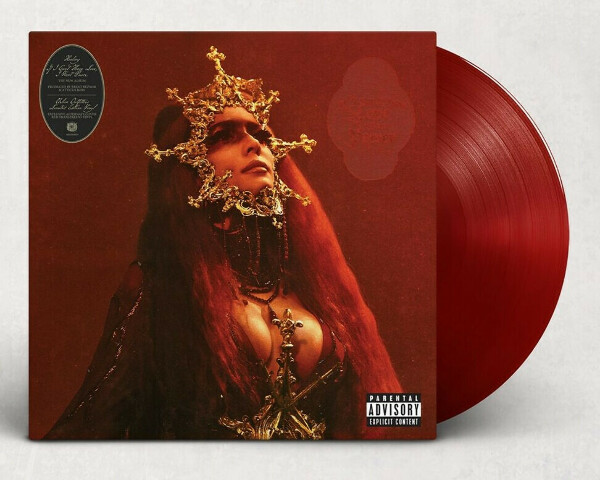 """Halsey's """"IICHLIWP"""" Limited Edition Urban Outfitters Vinyl"""