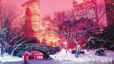 Christmas Trip to NYC