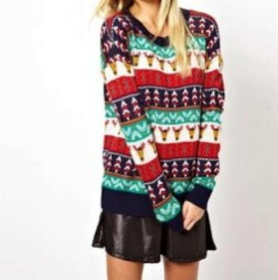 Новогодний свитер ❤️❄️