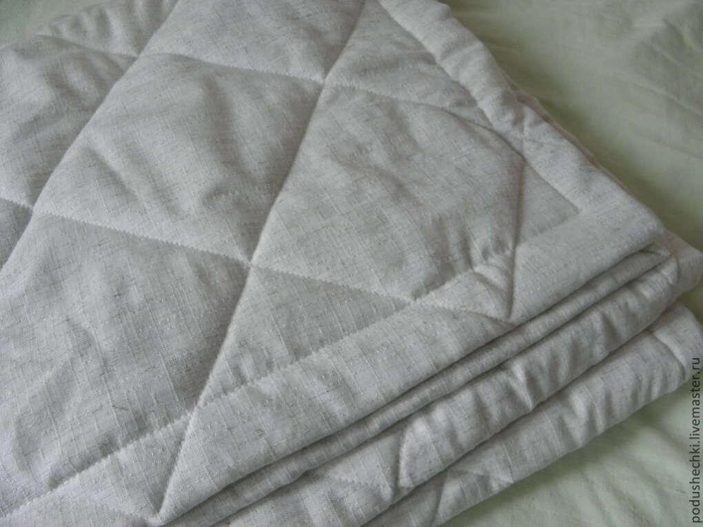 Одеяло без пододеяльника