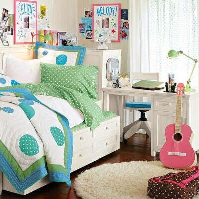 Свою идеальную комнату