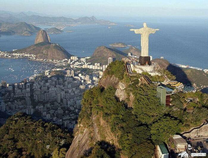 Хочу посетить Бразилию
