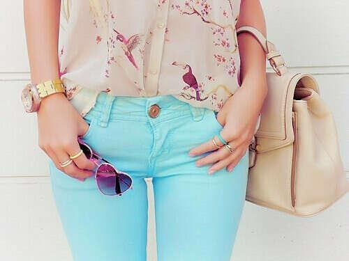 Такие джинсы :)