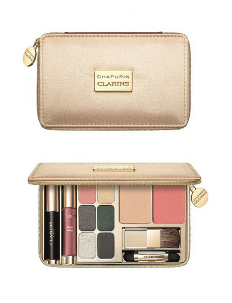 Clarins Palette de Maquillage Noel Chapurin
