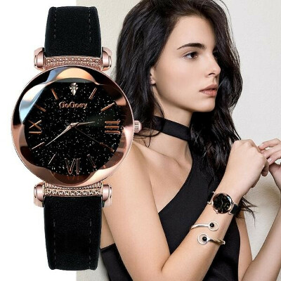 Gogoey  Starry Sky Watches For Women
