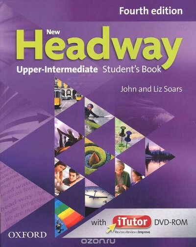 New Headway: Upper-intermediate: Student's Book (+ DVD-ROM)