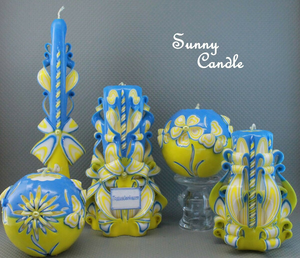 свечи Sunny Candle