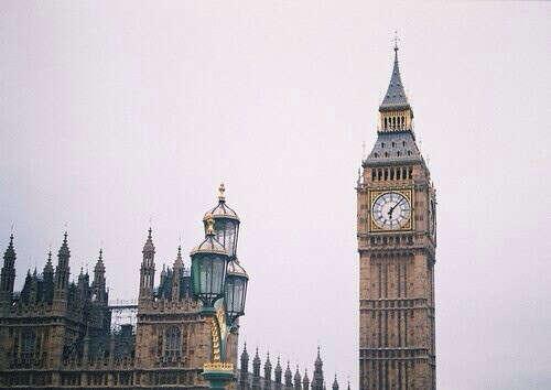 Хочу посетить Лондон