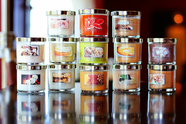 хочу много свечек от Bath and BodyWorks