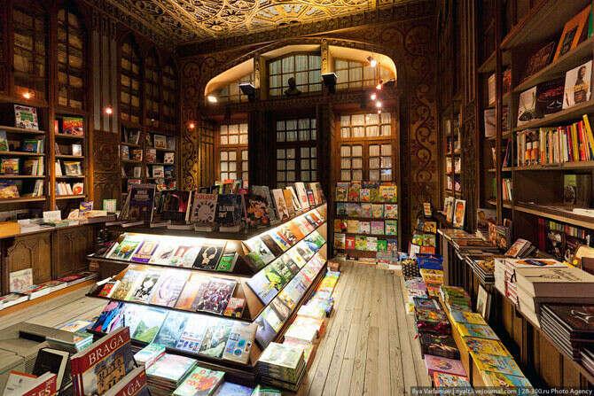 Открыть книжный магазин