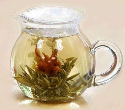Разнообразные вкусные чаи