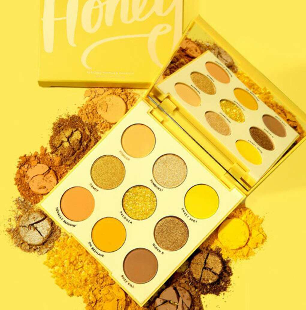 Палетка Uh-huh Honey от ColourPop