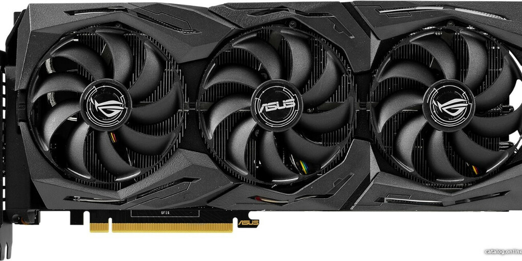 Видеокарта ASUS ROG Strix GeForce RTX 3080 Ti 11GB GDDR6