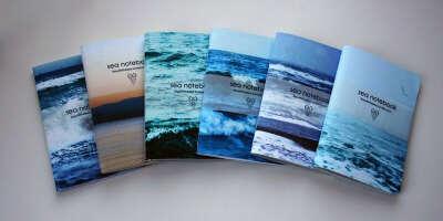 Блокнот Sea Notebook
