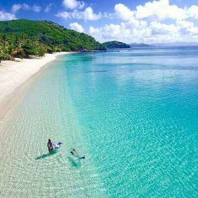 На Фиджи