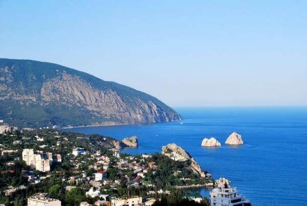 отпуск в Гурзуфе или Крыму