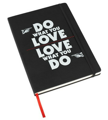Блокнот Love What You Do