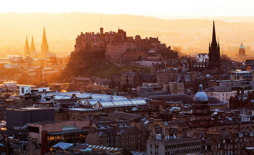 Поездка в Эдинбург