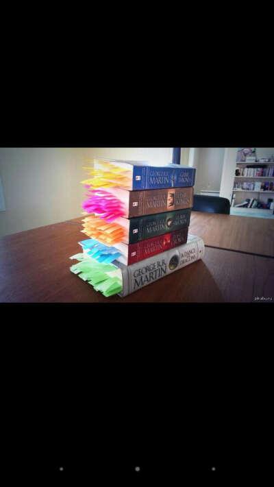 """Хочу прочесть все книги """"Игры престолов"""""""