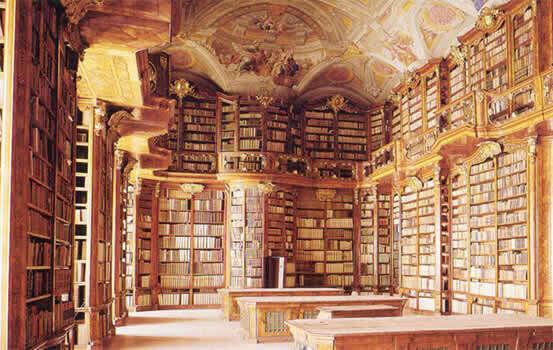 Иметь большую домашнюю библиотеку