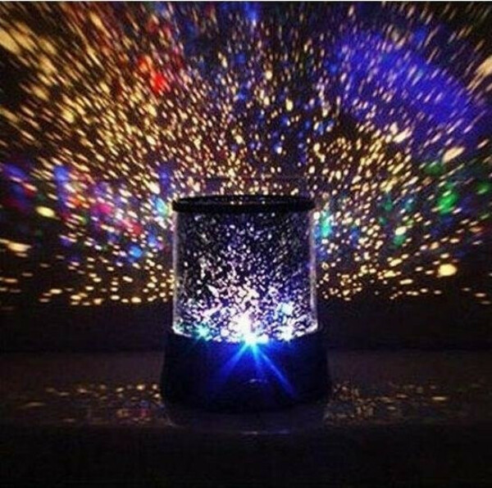 Ночник-проектор звёздного неба