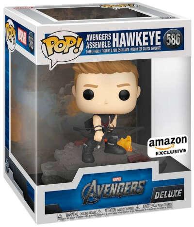 funko pop! hawkeye avengers assemble
