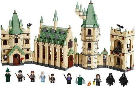 Хогвартс Лего