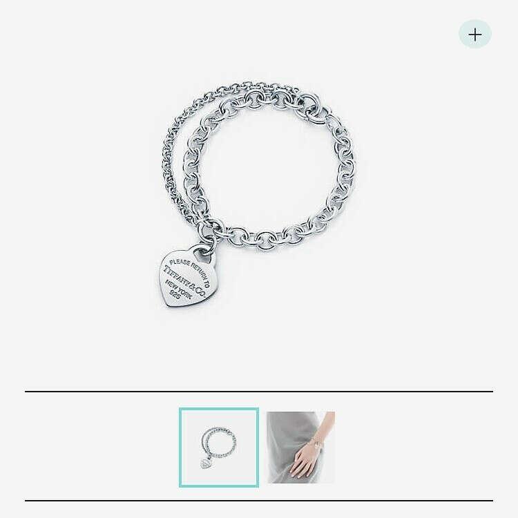 Bracelet Tiffany.Co