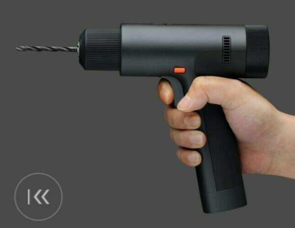 Шуруповерт Xiaomi Mijia Brushless Smart Home Electric Drill