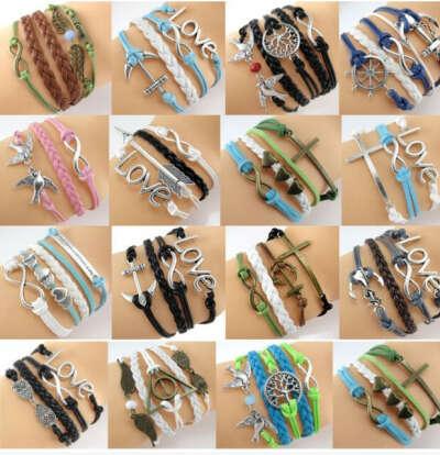 Хочу много браслетов разных