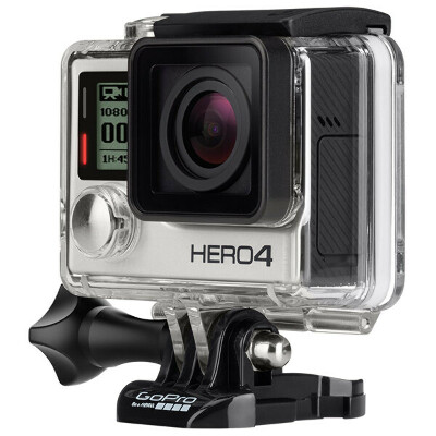 Видеокамера экшн GoPro Hero 4 Silver Edition - Adventure (CHDHY-401)
