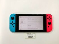Nintendo Switch прошиваемая