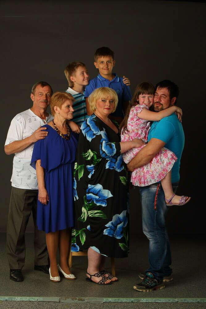 Здоровье родных и близких