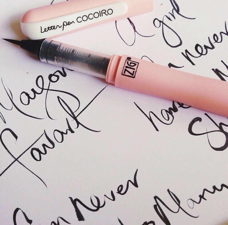 Letter Pen Cocoiro