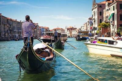 Провести день в Венеции