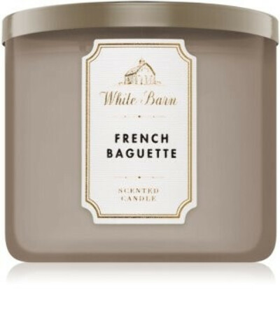 Bath & Body Works French Baguettescented candle
