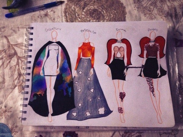 Создать свою коллекцию одежды