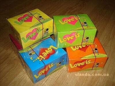 Упаковка Love Is.