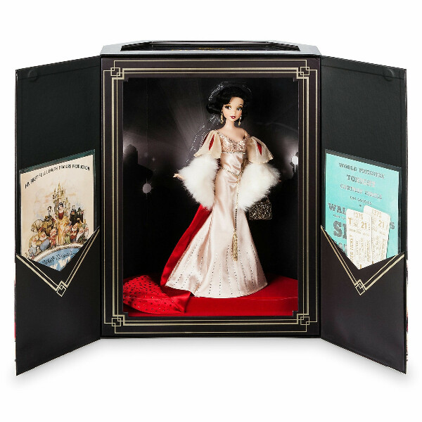2018 Snow White Disney Designer Collection Premiere Series Doll - Limited Edition, 4100 экз.