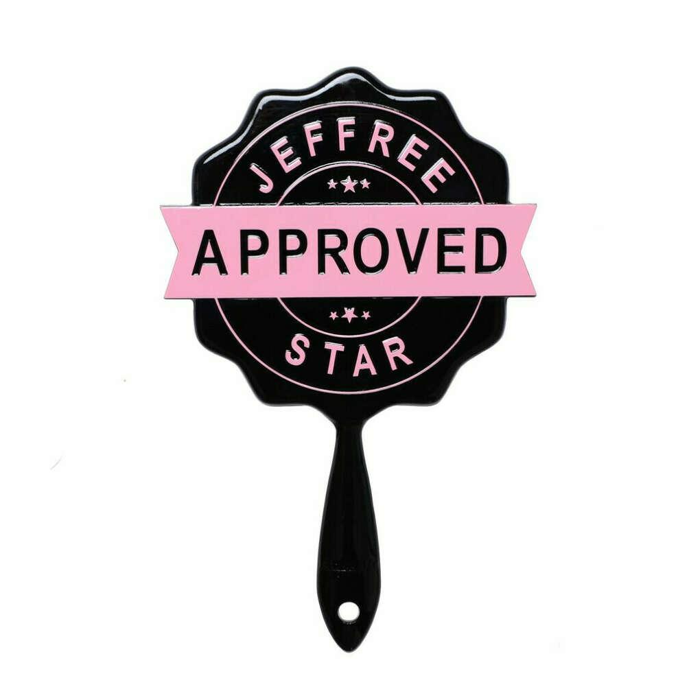 JeffreeStar hand mirror