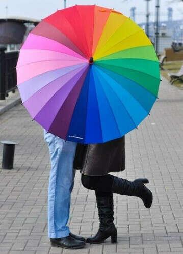 "Зонт ""Радуга"" /спектр/"