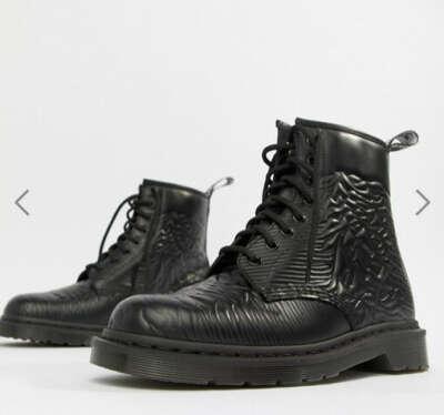 Ботинки Dr Martens x Joy Division 1460